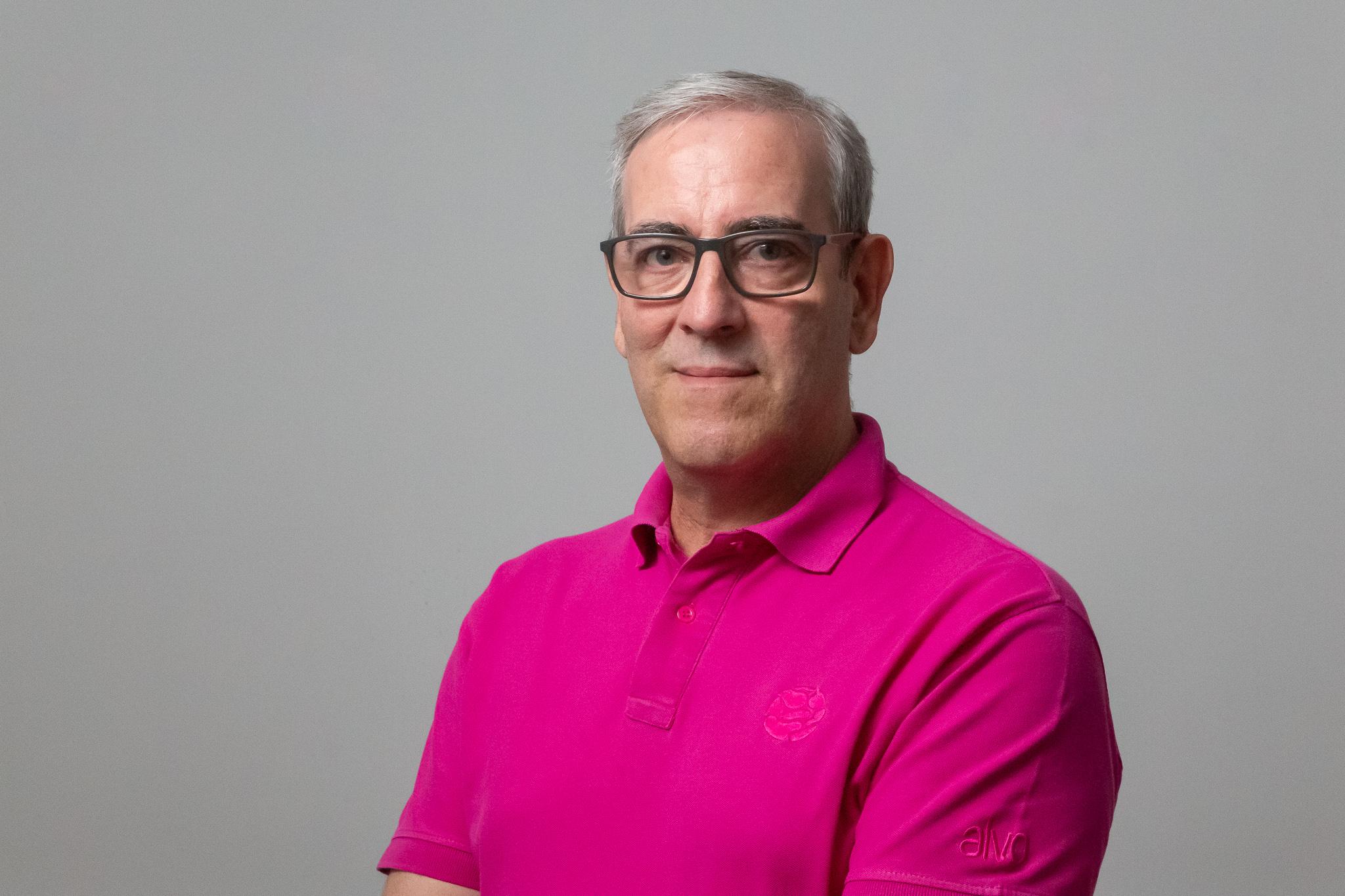Carlos Couto- CEO da Alvo